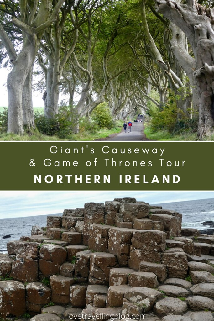 Giant's Causeway & Game of Thrones, Northern Ireland