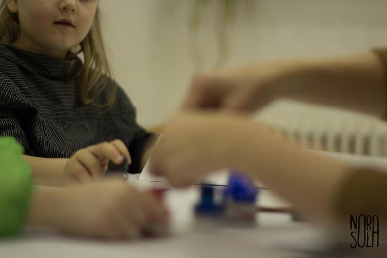 Manuál sprievodcu známymi obrazmi. Kids Workshop (22.02.2018)