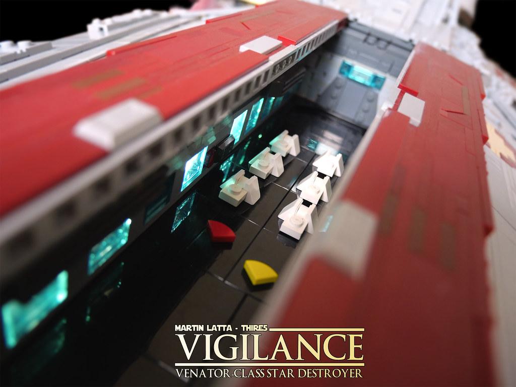 Vigilance - Venator class-star destroyer