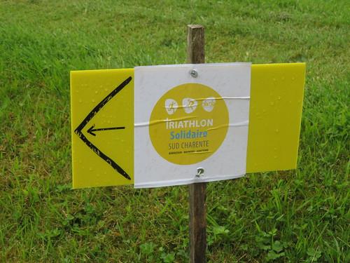 Triathlon Solidaire du Sud Charente - 22 mai 2021