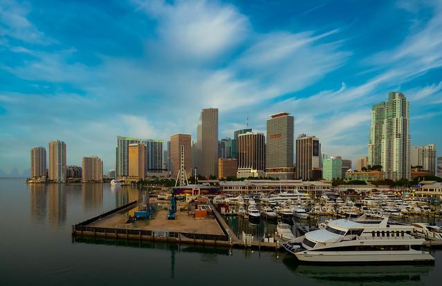 City afloat