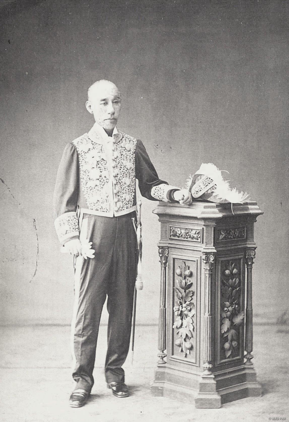 Портрет чиновника Министерства иностранных дел