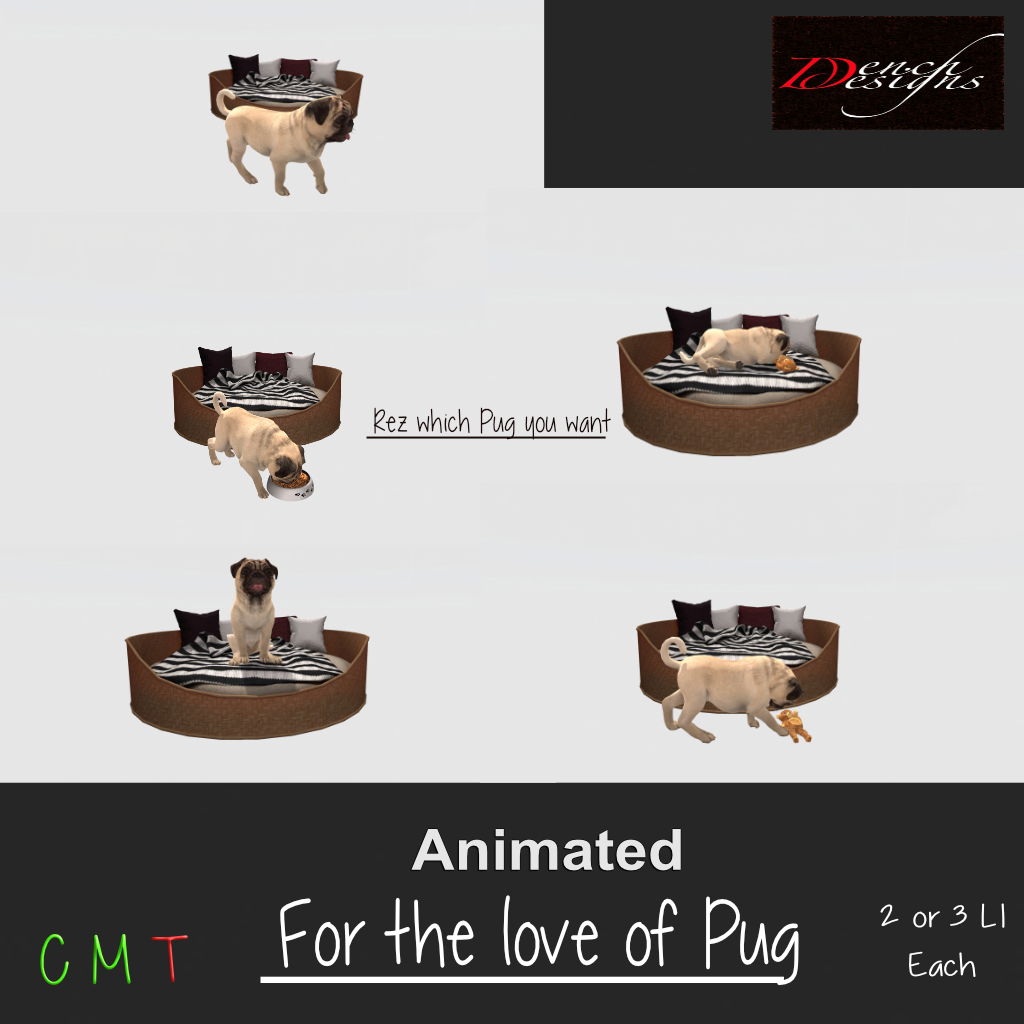 For the love of Pug Ad