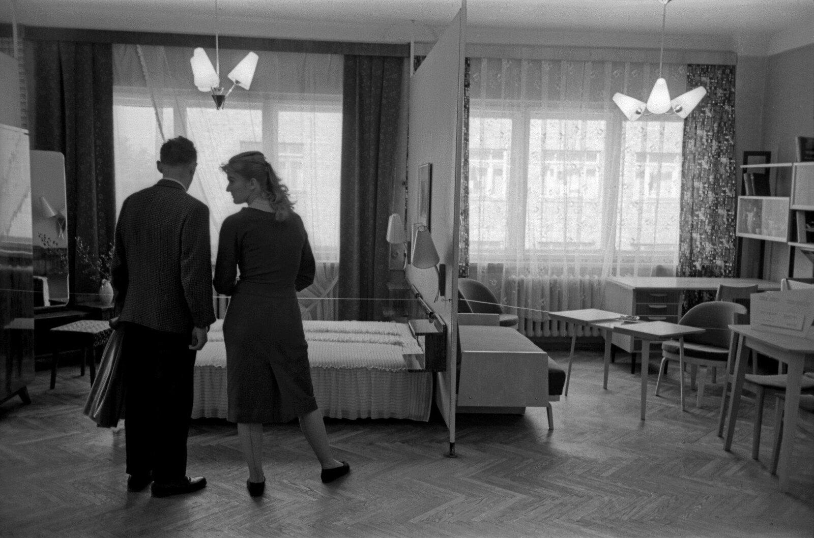 1961. Мечта молодоженов.Латвия