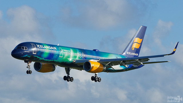 Icelandair 🇮🇸 Boeing 757-200 TF-FIU