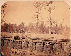 Battery Powell, Corinth, Mississippi (refer to previous post for MY historical context)