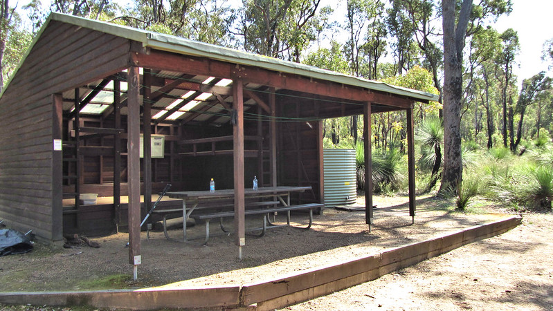 Day 5: A break at Canning Hut