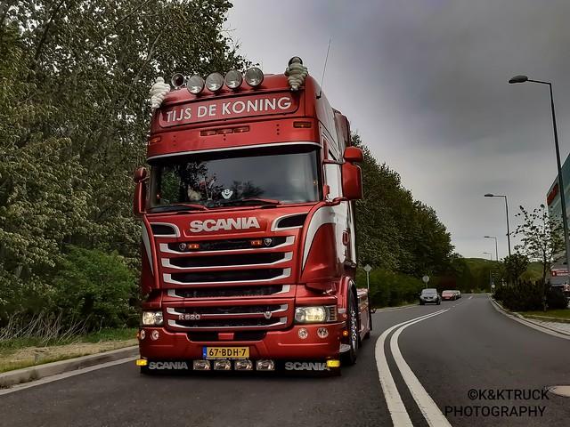 SCANIA TIJS DE KONING (NL)