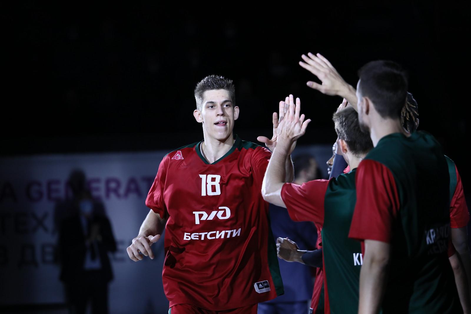 23/05/2021 UNICS-Lokomotiv 74:70