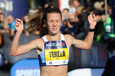 Tereza Hrochová si řekla o olympiádu! V premiéře dala maraton za 2:29:06