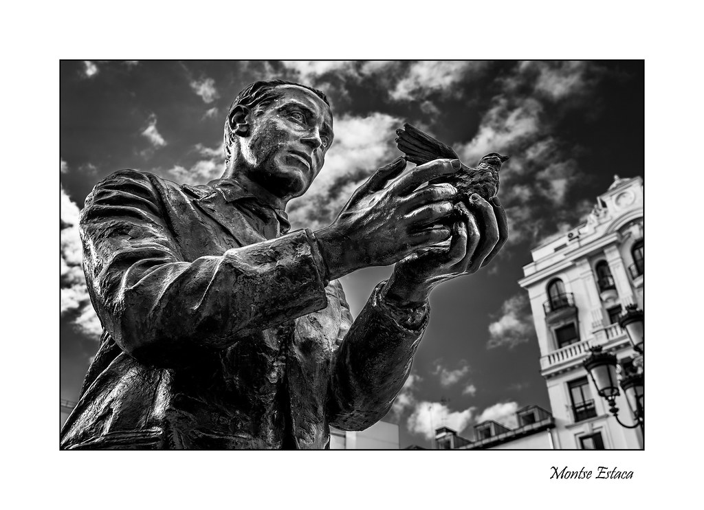 D. Federico Garcia Lorca