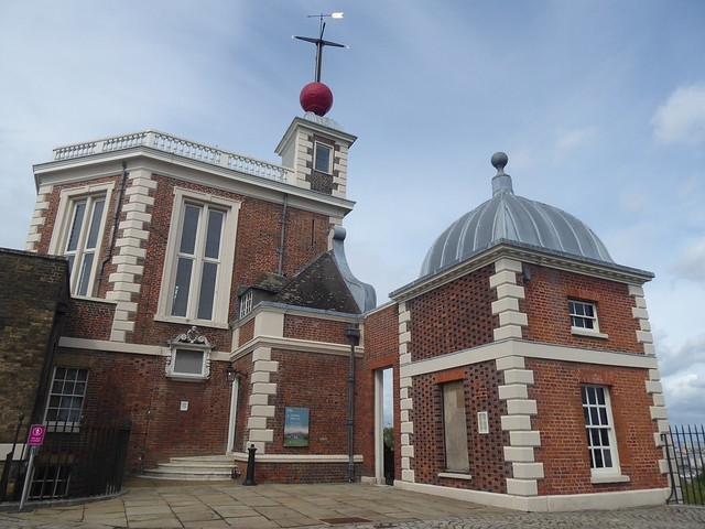 Flamsteed House, Royal Observtory, Greenwich, London