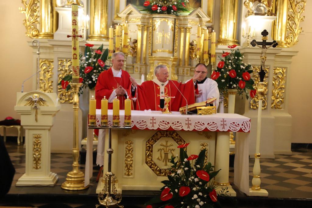 Msza św. na zakończenie Roku Jubileuszowego 800-lecia Zakonu Ducha Świętego w Polsce