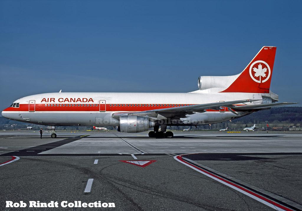 Air Canada L1011-500 C-GAGI