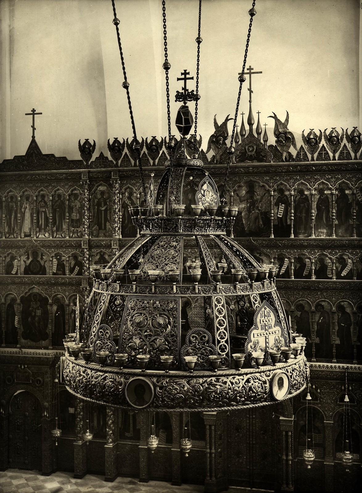 1914. Верхний храм Феодоровского собора