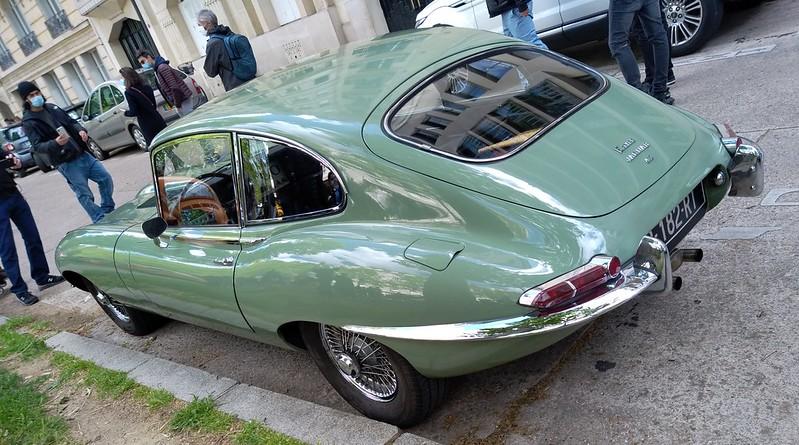 Jaguar type E 4,2 litres  51198073653_20fa22600f_c