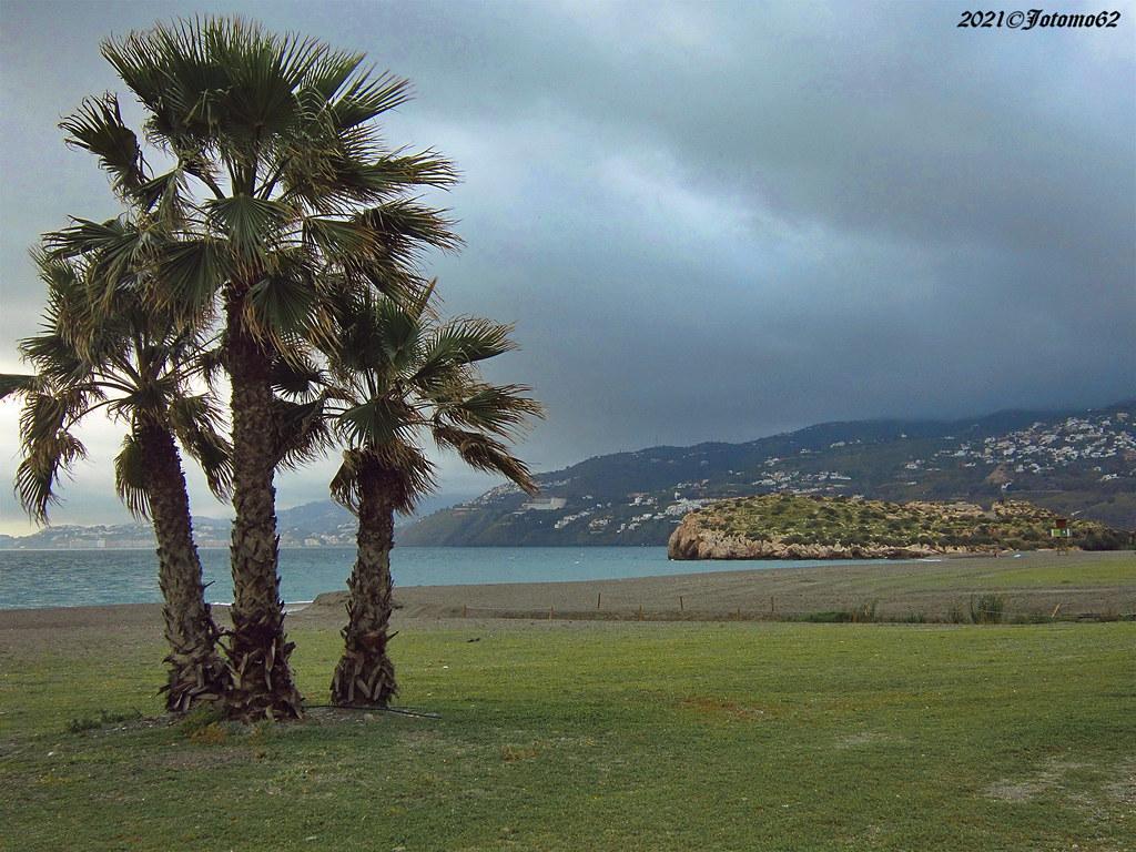 Playa de la Charca o Salomar