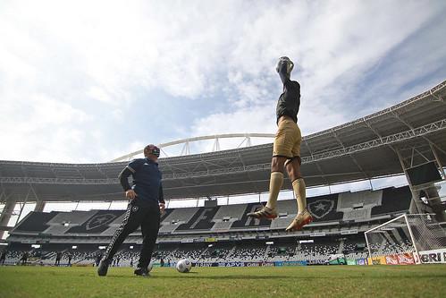 Botafogo x Floresta CE - 23/05/2021