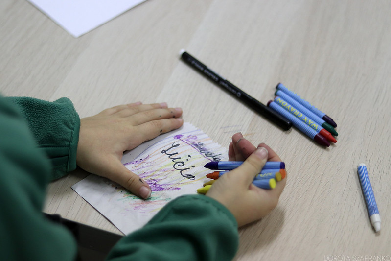 Manuál sprievodcu známymi obrazmi, kids workshop (14.12.2017)