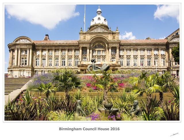 Birmingham Council House 2016