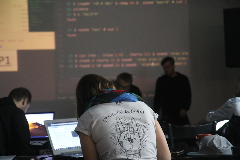Workshop. Live coding s TidalCycles (16.-17.02.2019)