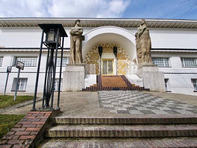 Ernst-Ludwig-Haus at Mathildenhöhe Darmstadt