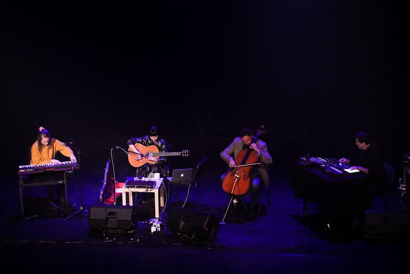 Otomo Yoshihide (JP), SWAG Ensemble (SK) (04.10.2019)
