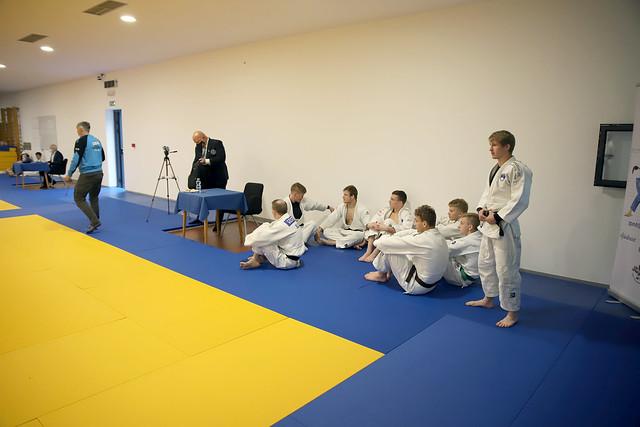 Državno prvenstvo v judo katah 2021
