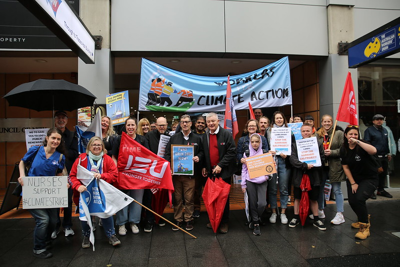 Climate Strike 21 May 2021
