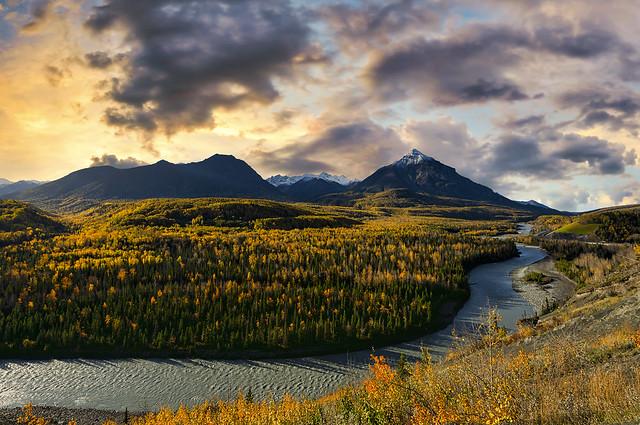 Chugach Autumn Colors