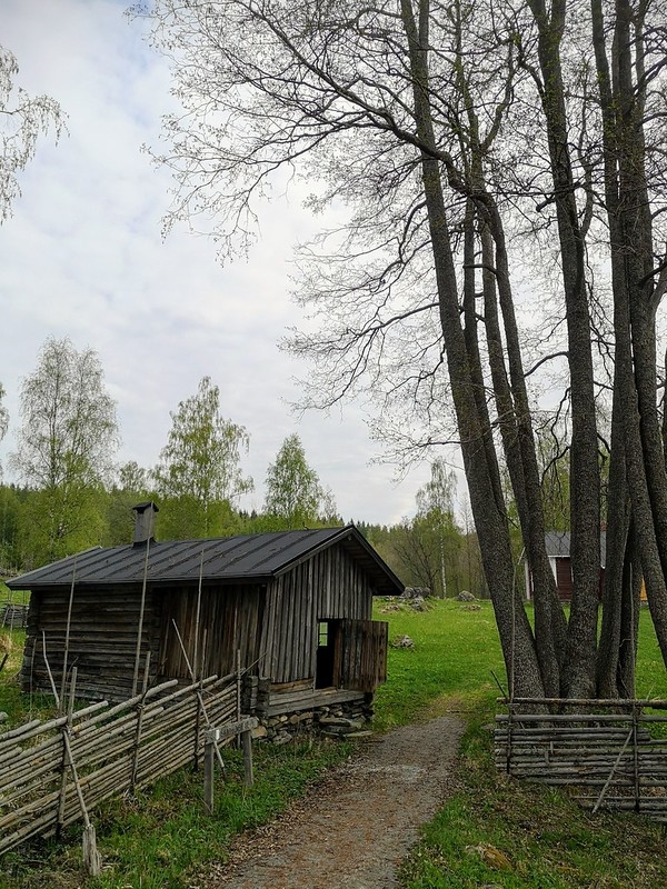 Torpan sauna Linnansaari