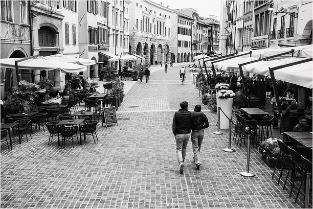 una passeggiata per Udine