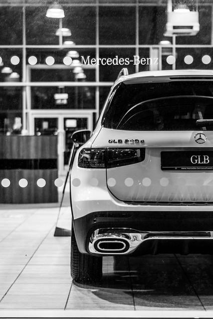 Mercedes dealer - Derriford, Plymouth