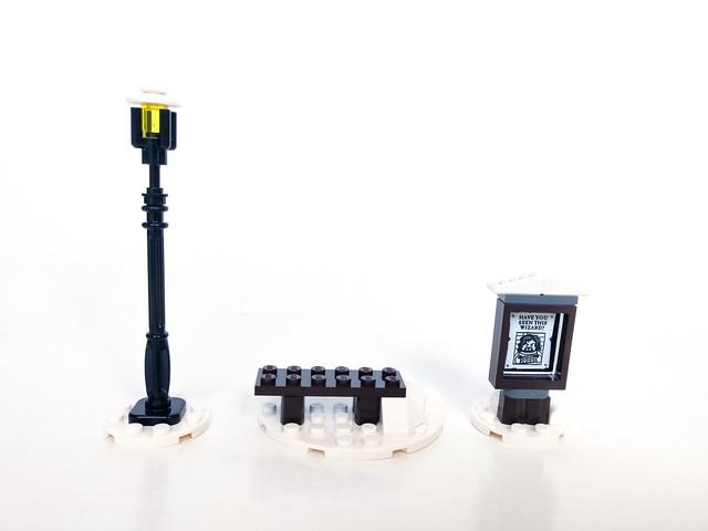 LEGO Harry Potter Hogsmeade Village Visit (76388)