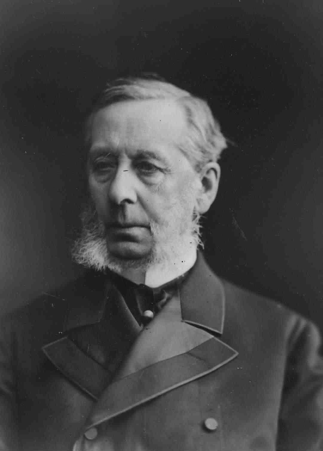 1870-е. Министр внутренних дел П. А. Валуев