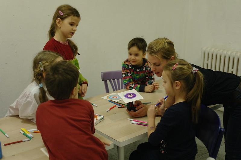 Čo sú tie IZMY, Kids Workshop (17.01.2019)