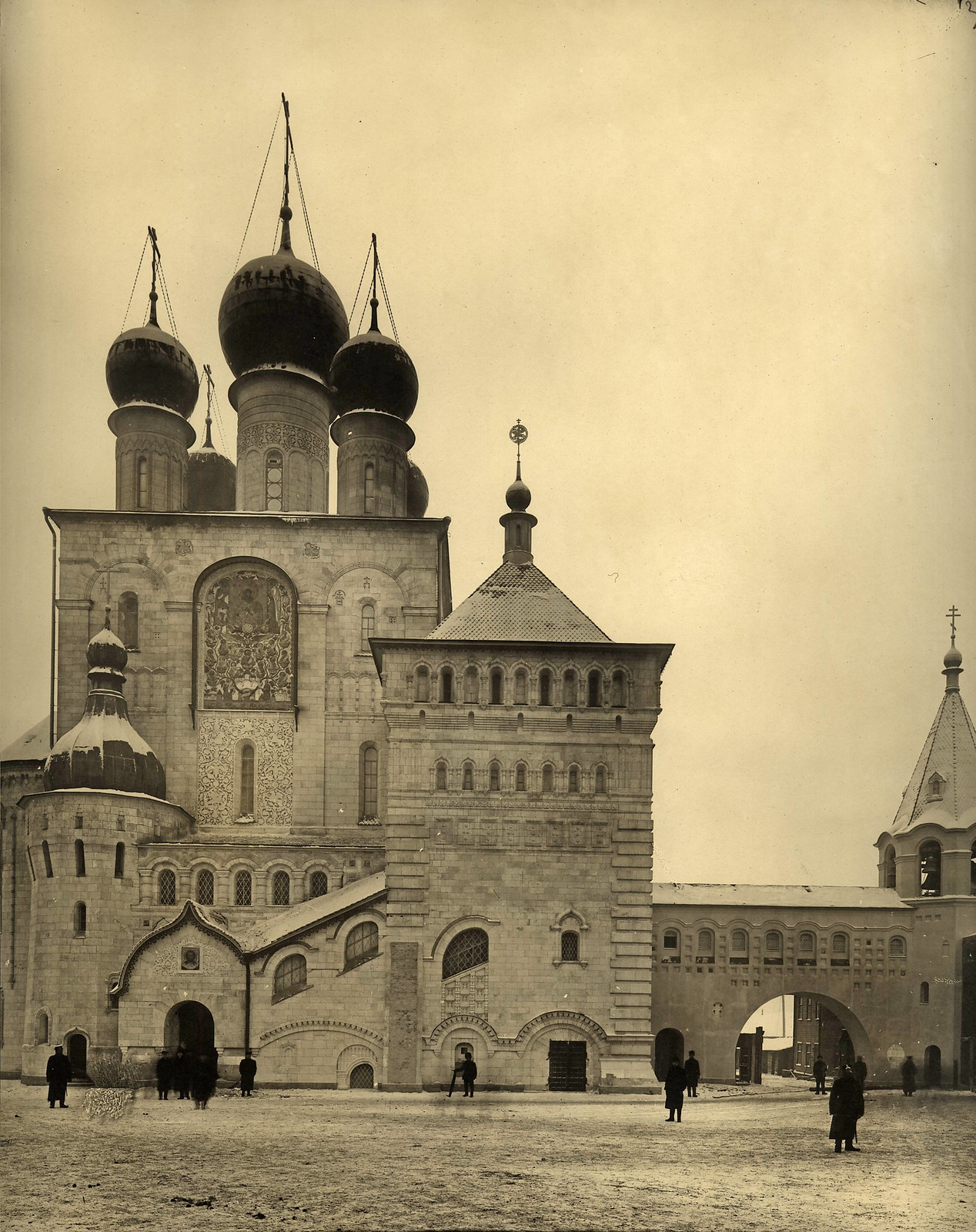 1913. Феодоровский собор
