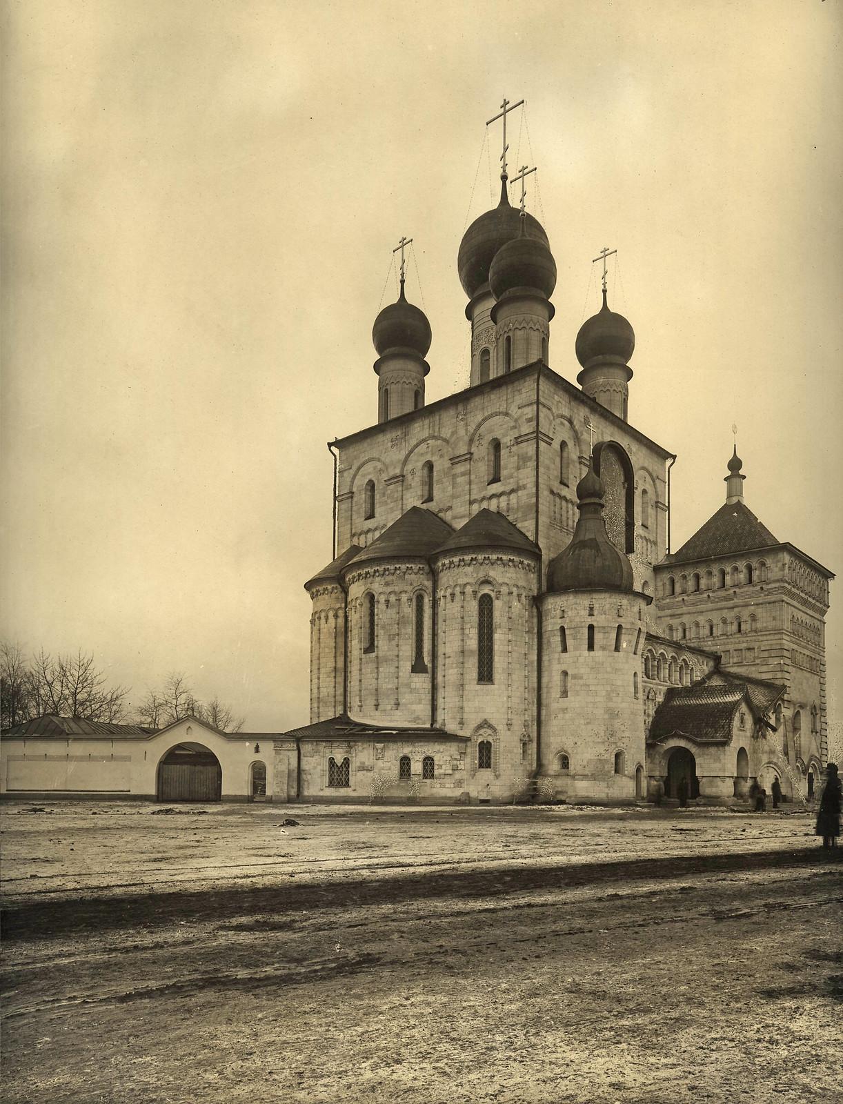 1913. Феодоровский собор.