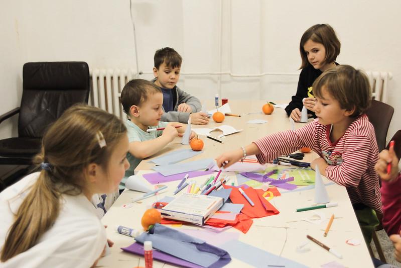 Kids Workshop (19.12.2019)