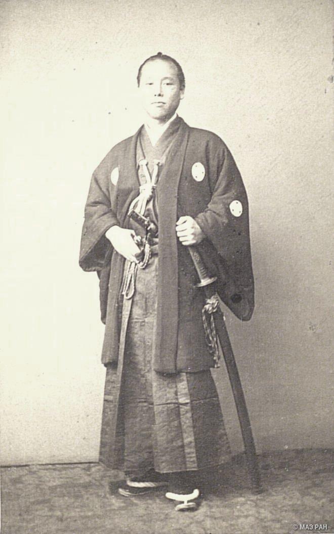 Портрет Суруга-но ками Исикава
