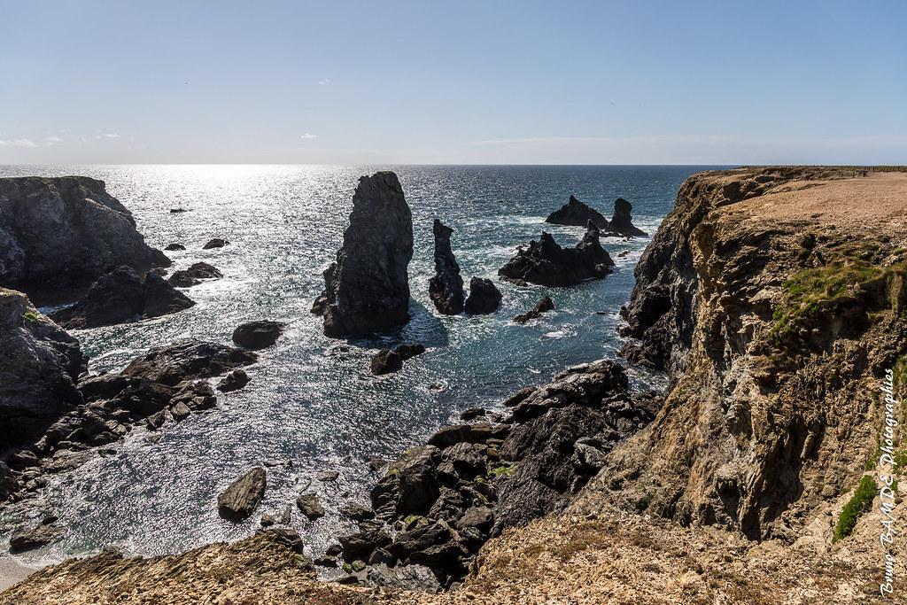 Port Coton  - Bangor - Belle Ile En Mer - Brittany-10