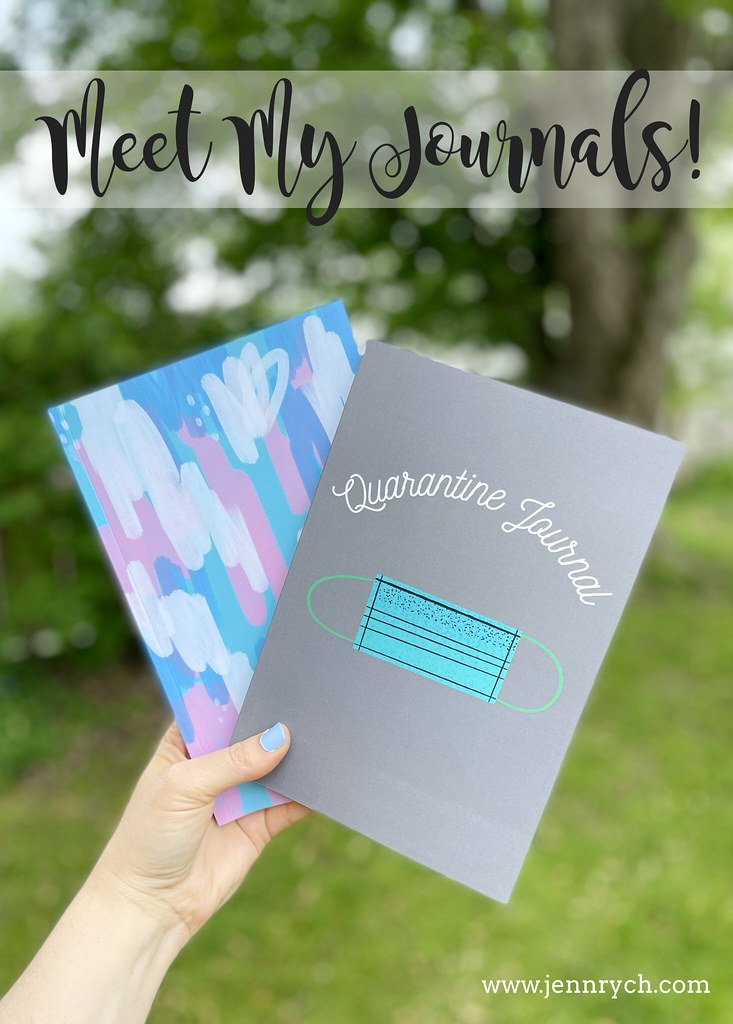 Check out my new self-published journals!