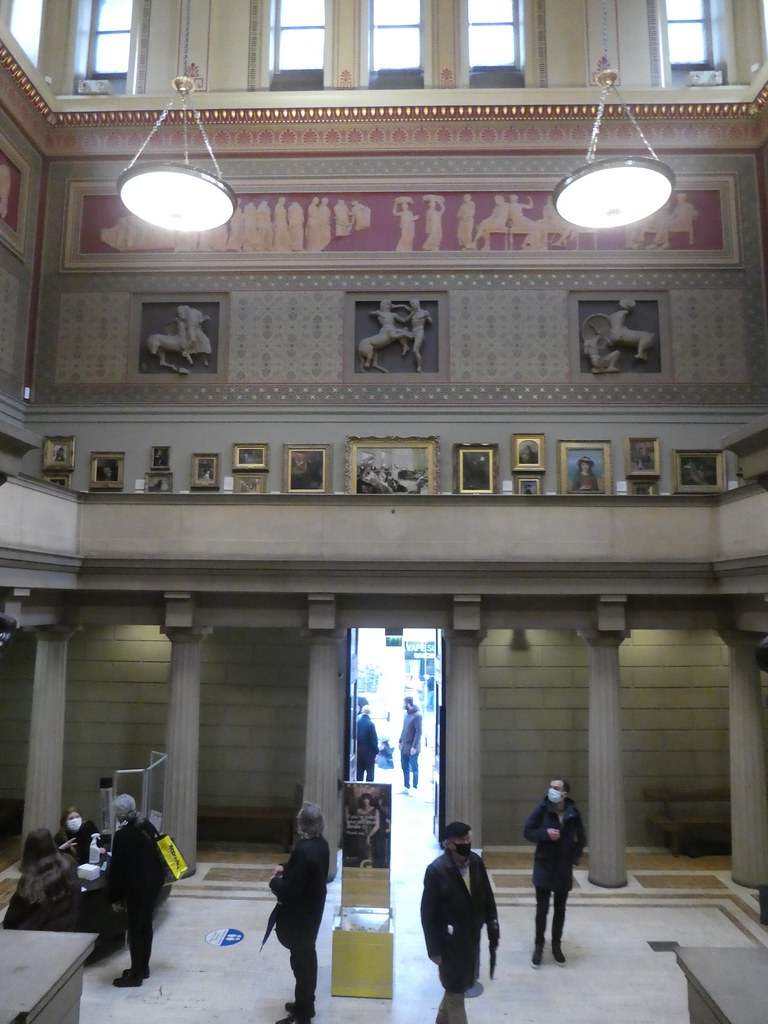Entrance Hall, Manchester Art Gallery