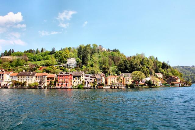Il borgo del lago