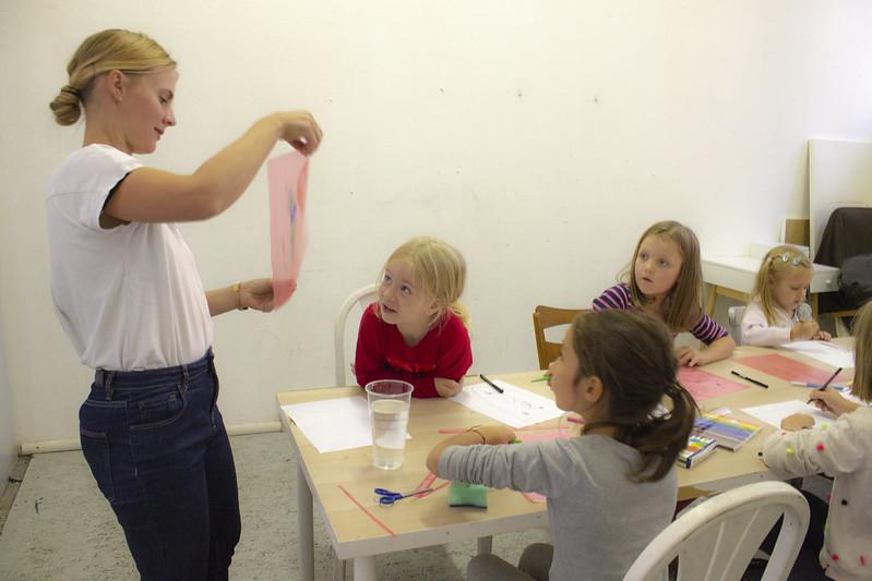 Kids Workshop (17.10.2019)