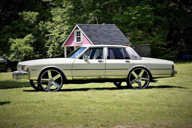Caprice Classic.
