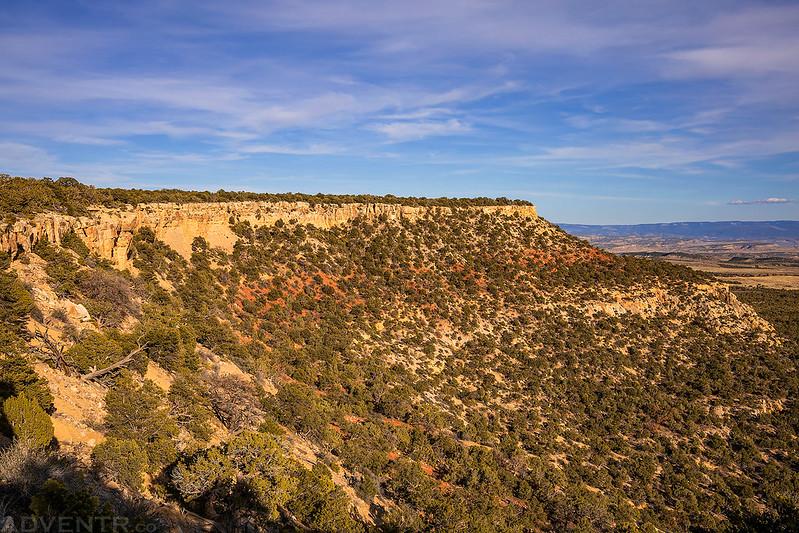 Edge of the Mesa