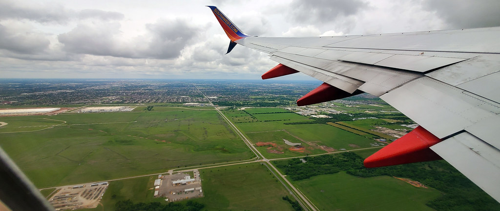 Flying out of Oklahoma City via Southwest Airlines
