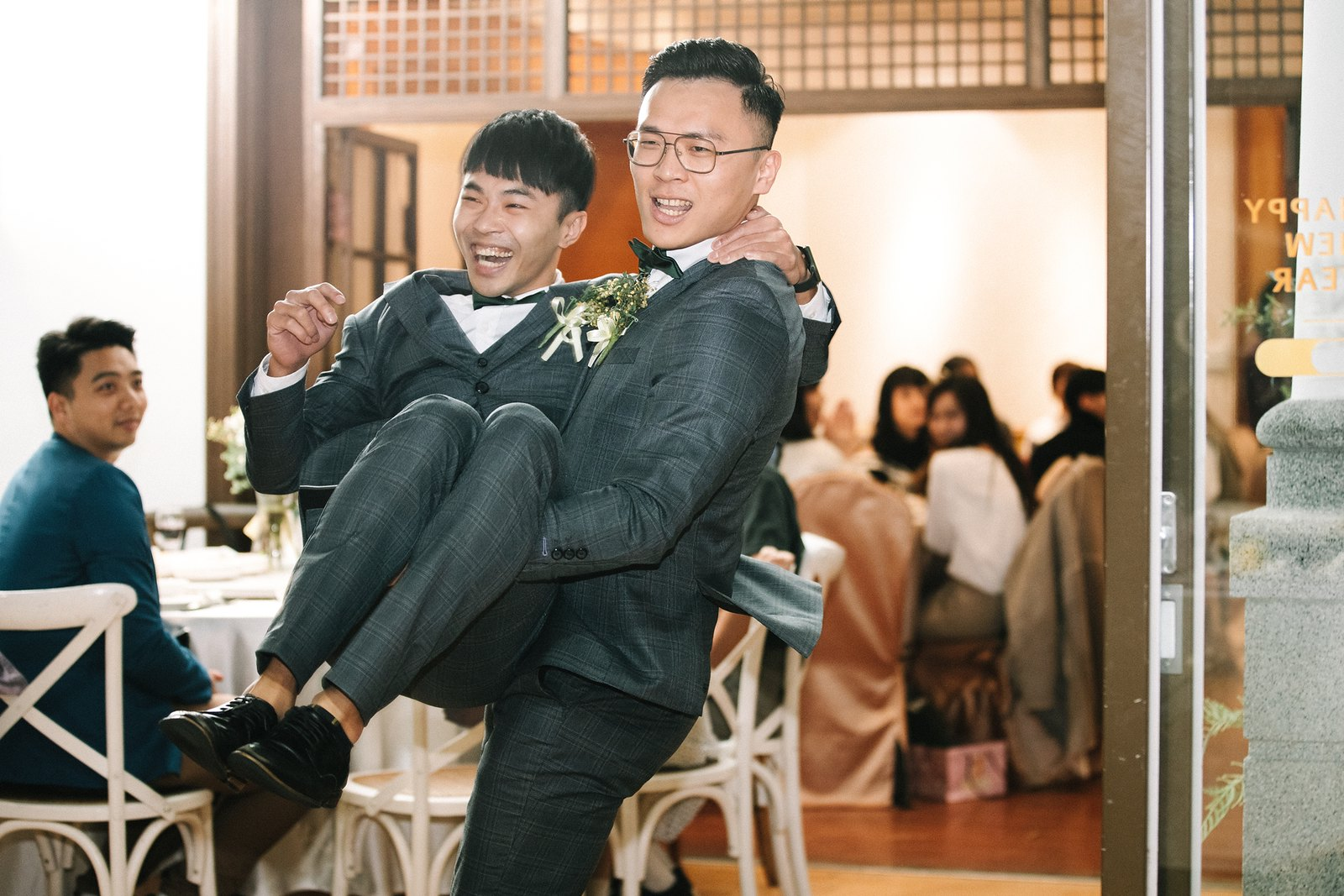 【婚攝】Tim & Nei / 孫立人將軍官邸
