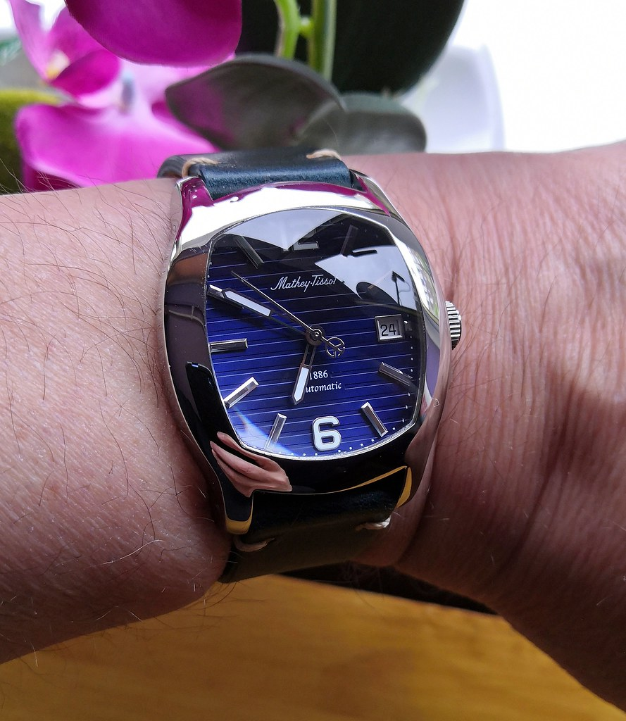 Mathey-Tissot 'Lord Collection' (Cal STP1-11 Incabloc)